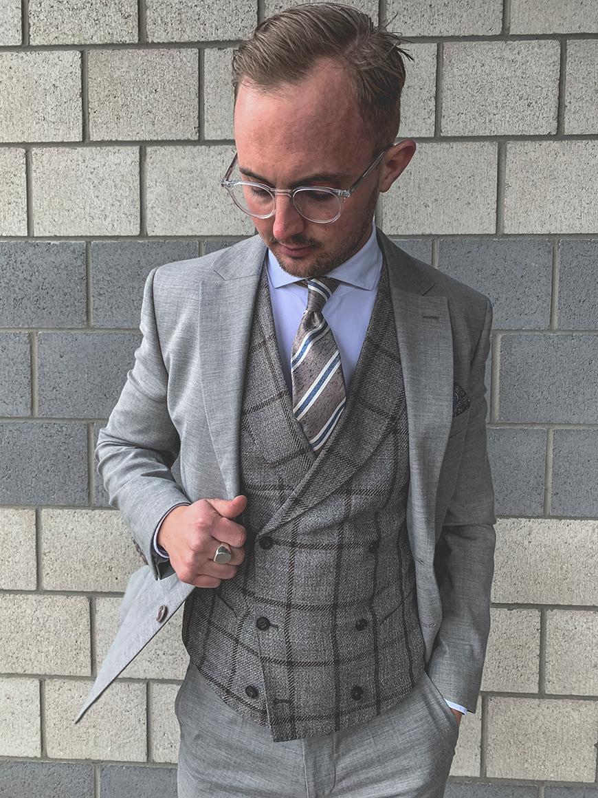 Accessoires Herren 1 Krawatte (1)