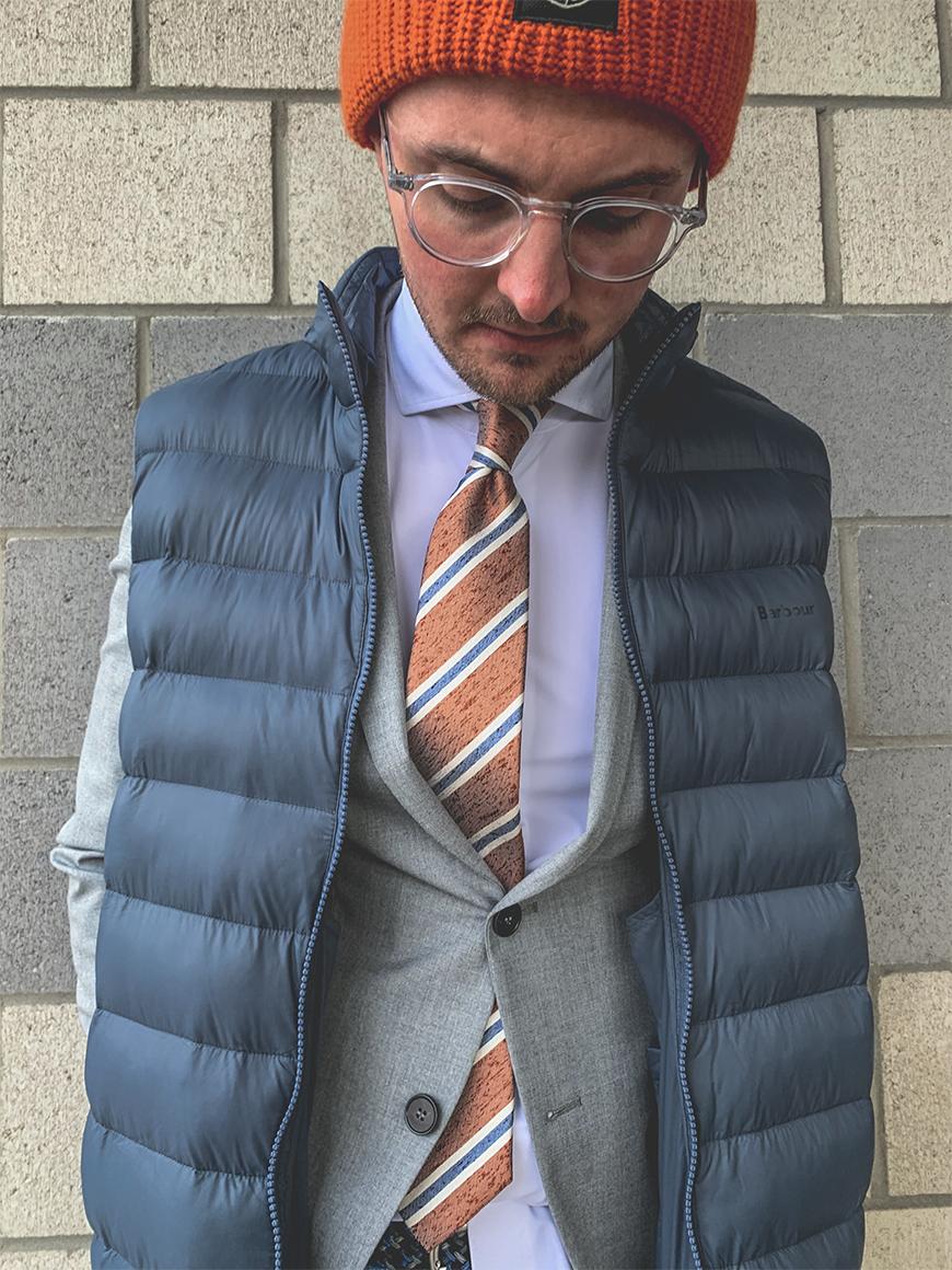 Accessoires Herren 1 Krawatte
