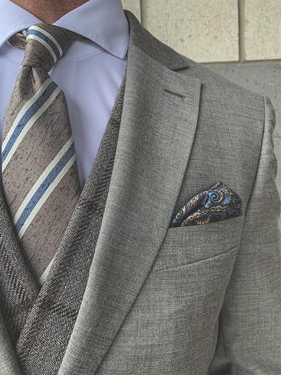 Accessoires Herren 6 Krawatte