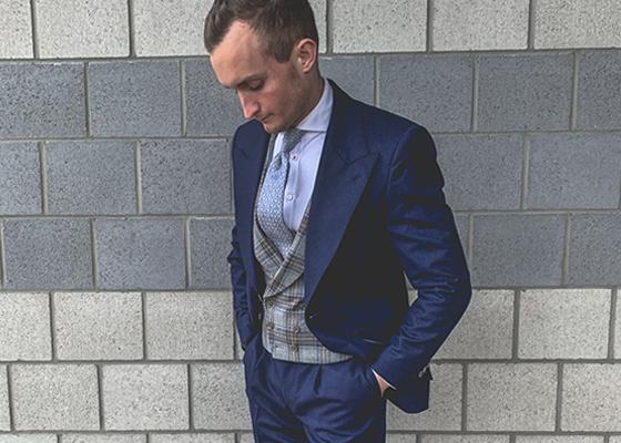 Mode Herren Modern 2 Anlass A