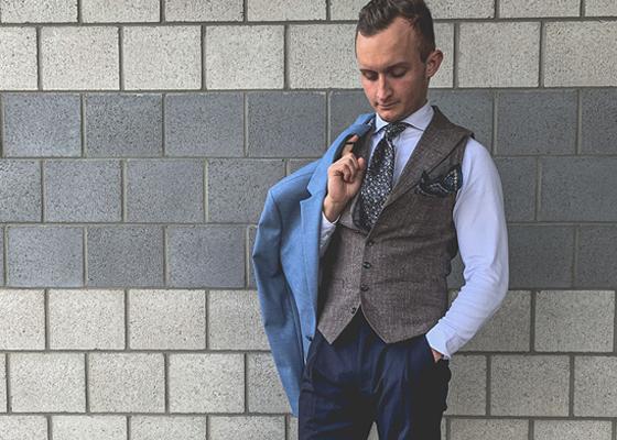 Mode Herren Modern 2 casual_A