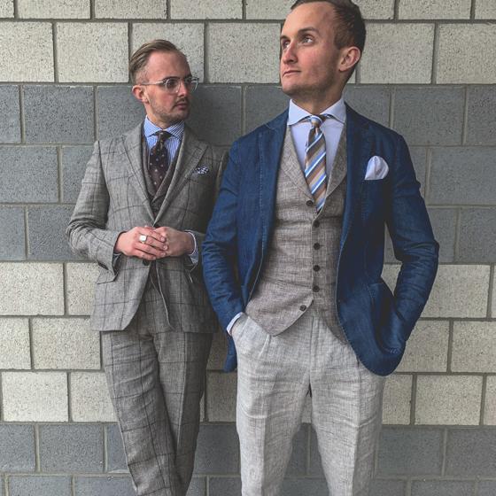 Mode Herren Modern 3 Business