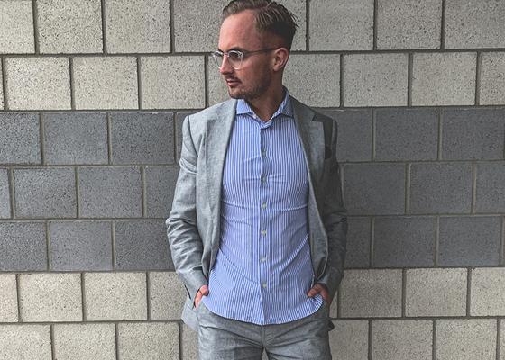Mode Herren Modern 5 casual A