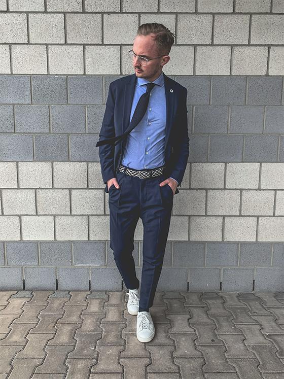 Mode Herren Modern X Business